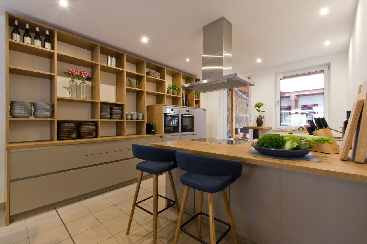 Moderne Zeitlose Grifflose Und Landhaus Kuchen Ihr Kuchenstudio